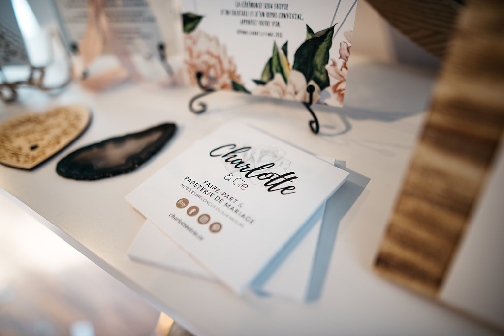 Pop Up Mariage, avril 2018